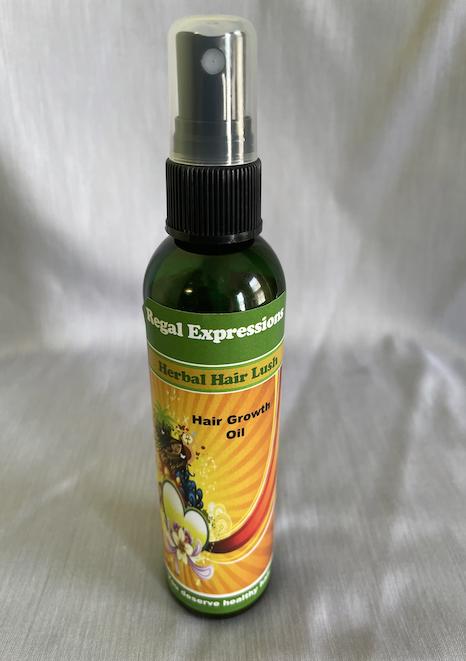 Herbal Lush Growth Oil